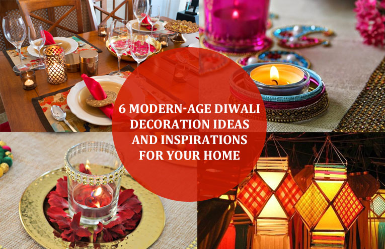 6 Modern-Age Diwali Decoration Ideas And Inspirations For Your Home