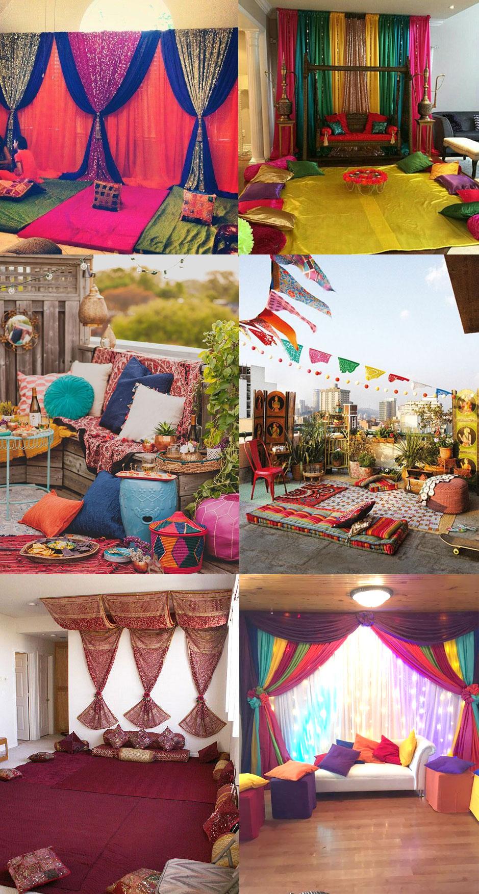 Diwali Party Decoration Ideas