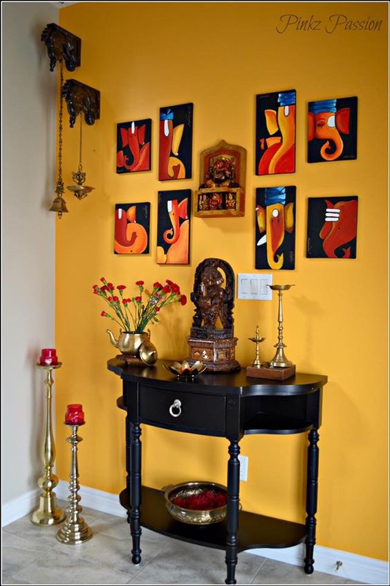 Pooja Corner Design Ideas
