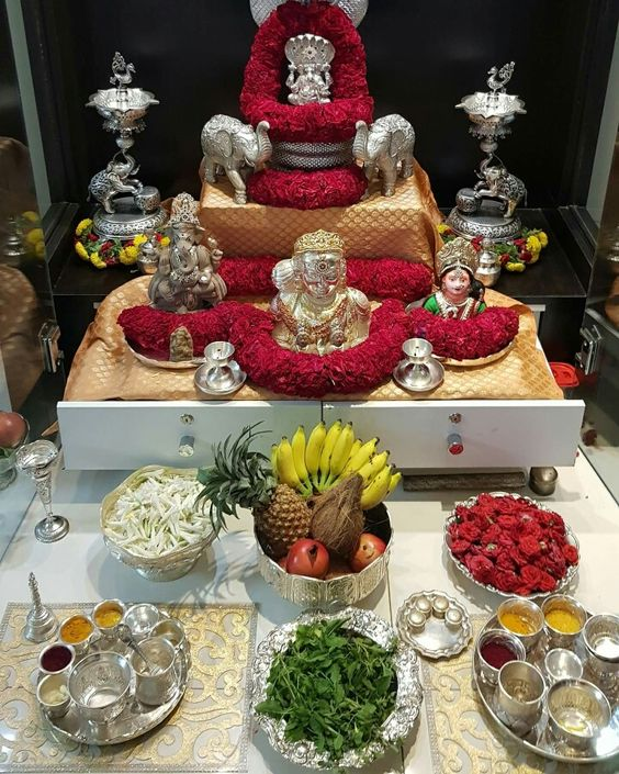 unique pooja room designs