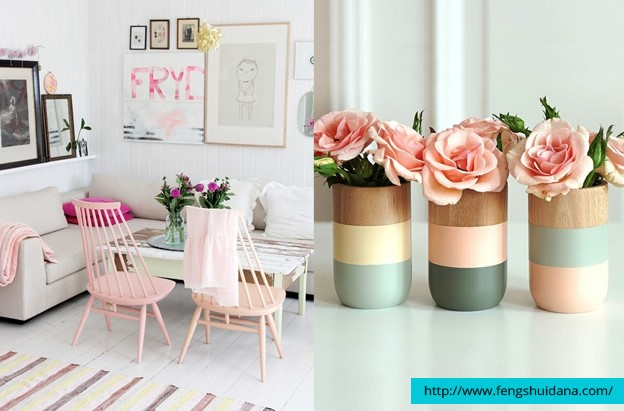 5 Creative and Easy Ways to Use Pastels in your Modern Home Interiors
