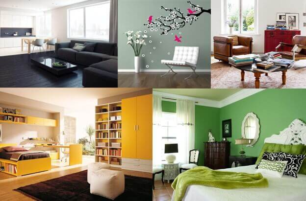 5 Easy Color Rules for Small Spaces