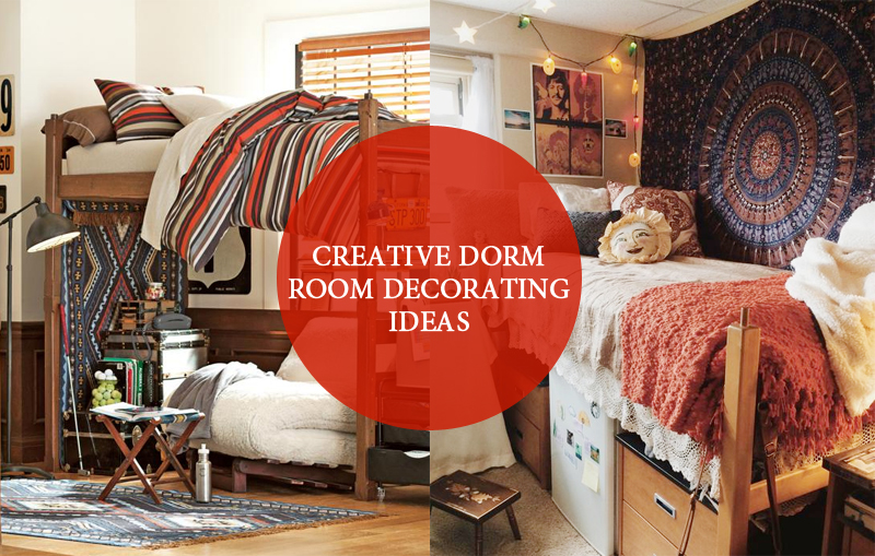 Creative Dorm Room Decorating Ideas Interior Designology