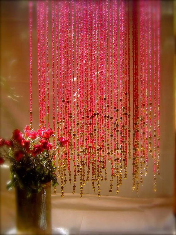 Beads Curtains For Doors Decoration