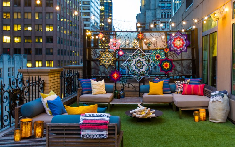 Diwali Home Party Ideas, Glamping Tent New York City