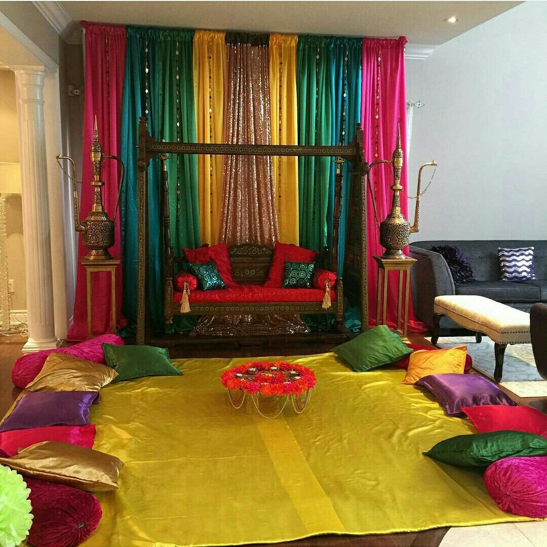 Colourful Diwali Decoration Ideas