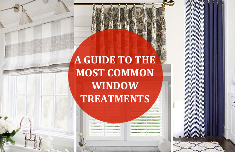 Differences Between Curtains, Drapes, Shades, And Blinds!