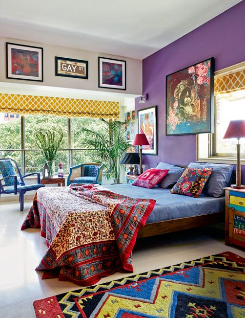 Indian Bed sheets, Indian Bedroom Decor
