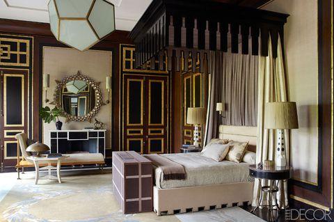 French designer Jean-Louis Deniot, Indian grand house in New Delhi, Elle Decor